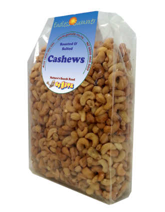 Cashews Roasted Salted - 1kg 1pk