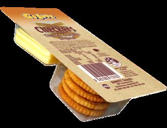 Cheese & Crackers 40g - 32box
