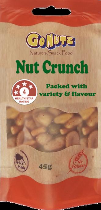 Nut Crunch 45g - 12 Tray