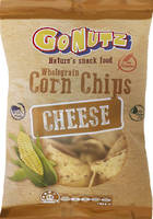 Corn Chips Wholegrain Cheese GF 150g - 12 Units