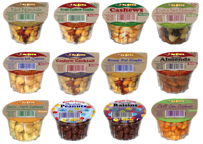 Snack Tub Variety Pack 45g-50g - 12 Tray