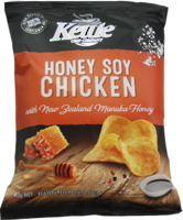 Kettle Chips Honey Soy Chicken 40g - 24 Ctn