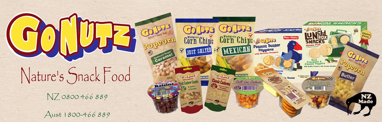 Buy Affordable & Healthy Snack Foods Online | GoNutz