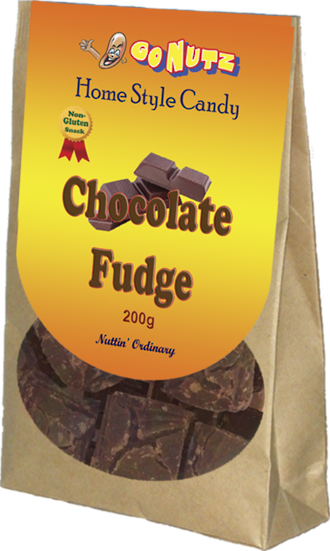 Home Style Chocolate Fudge 200g - 6 Units