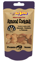 Almond Cocktail Pouch 40g - 12 Tray