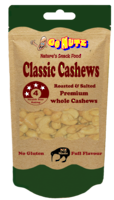 Cashews Classic Pouch 40g - 12 Tray