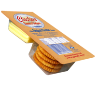 Cheese & Crackers 40g - 16pk Display