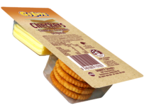 Cheese & Crackers 40g - 32pk Ctn