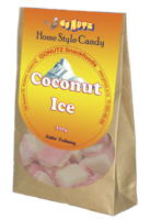 Home Style Coconut Ice 200g - 6 Units